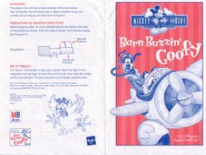 Barn Buzzinrsquo Goofy