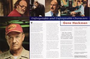 Gene Hackman feature